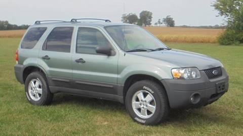 2006 Ford Escape for sale in Tremont, IL