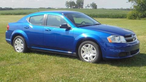 2014 Dodge Avenger for sale in Tremont, IL