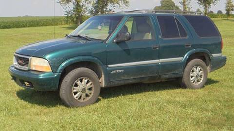 1998 GMC Jimmy for sale in Tremont, IL