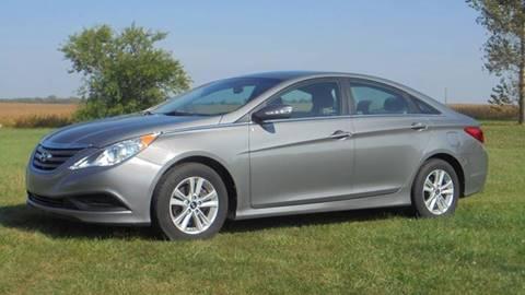 2014 Hyundai Sonata for sale in Tremont, IL