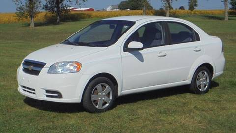 2010 Chevrolet Aveo for sale in Tremont, IL