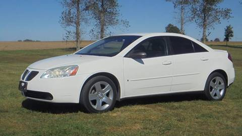 2007 Pontiac G6 for sale in Tremont, IL