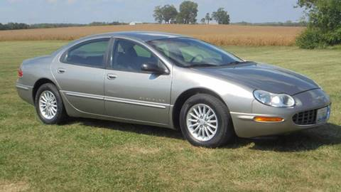 1998 Chrysler Concorde for sale in Tremont, IL
