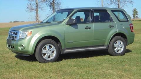 2008 Ford Escape for sale in Tremont, IL