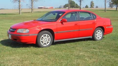 2000 Chevrolet Impala for sale in Tremont, IL