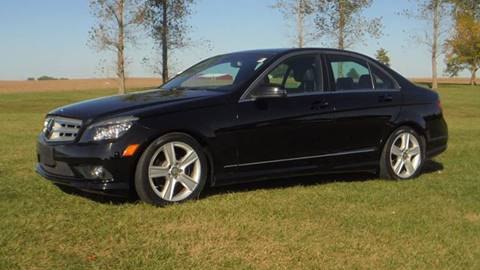 2010 Mercedes-Benz C-Class for sale in Tremont, IL