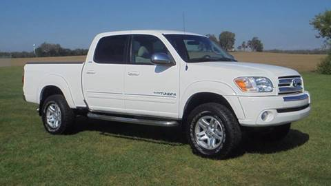 2006 Toyota Tundra for sale in Tremont, IL