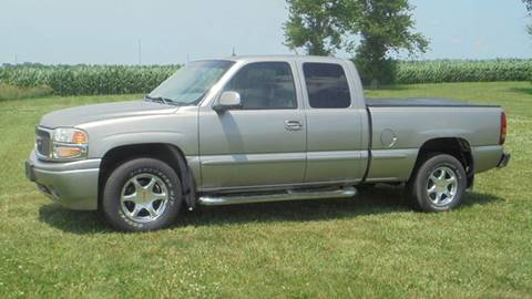 2001 GMC Sierra C3 for sale in Tremont, IL