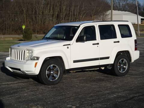 2009 Jeep Liberty for sale in Tremont, IL