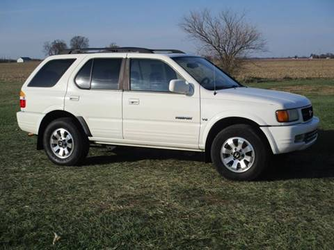 1998 Honda Passport for sale in Tremont, IL