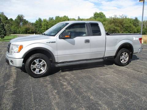2009 Ford F-150 for sale in Tremont, IL