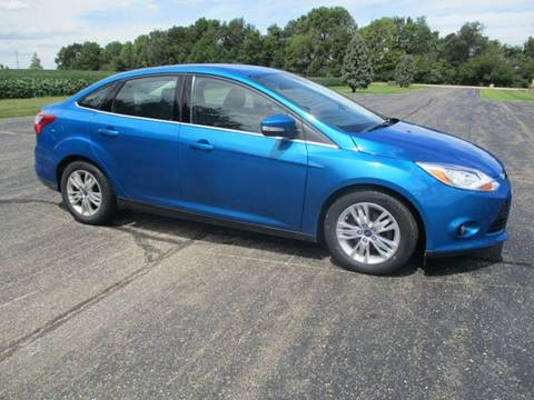 2012 Ford Focus for sale in Tremont, IL