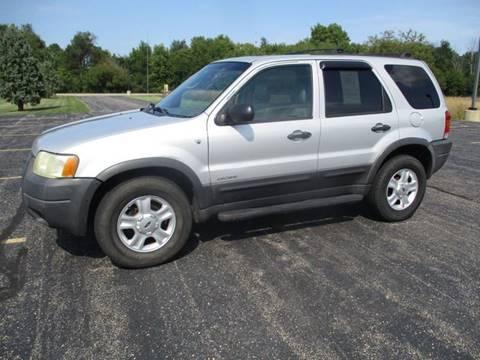 2002 Ford Escape for sale in Tremont, IL