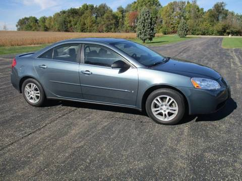 2006 Pontiac G6 for sale in Tremont, IL