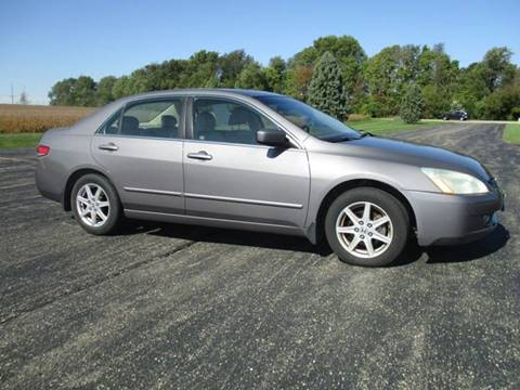 2004 Honda Accord for sale in Tremont, IL