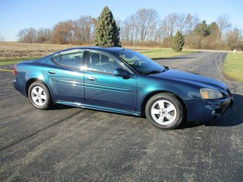 2005 Pontiac Grand Prix for sale in Tremont, IL