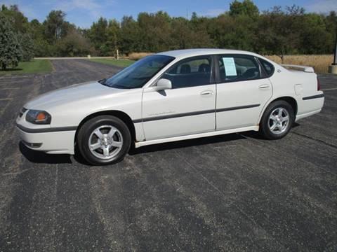 2003 Chevrolet Impala for sale in Tremont, IL