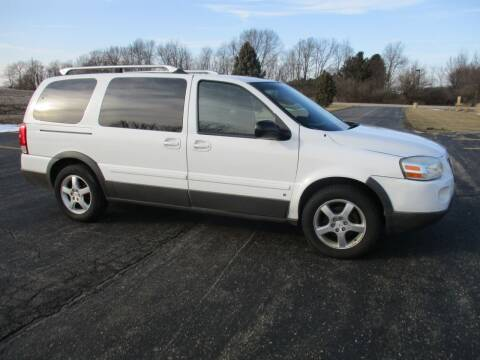 2006 Pontiac Montana SV6 for sale at Crossroads Used Cars Inc. in Tremont IL
