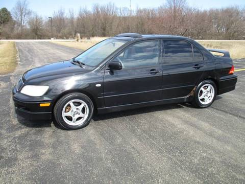 2003 Mitsubishi Lancer O-Z Rally for sale at Crossroads Used Cars Inc. in Tremont IL