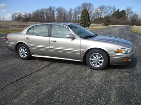 2004 Buick LeSabre Limited for sale at Crossroads Used Cars Inc. in Tremont IL