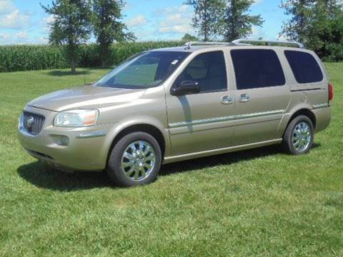 2005 Buick Terraza for sale in Tremont, IL