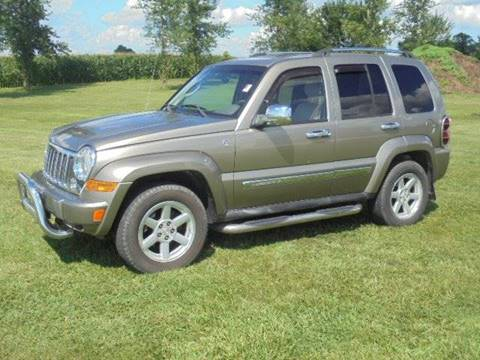2005 Jeep Liberty for sale in Tremont, IL