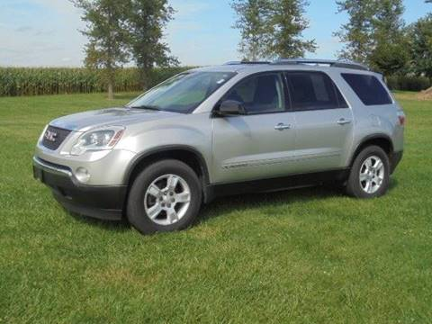 2007 GMC Acadia for sale in Tremont, IL
