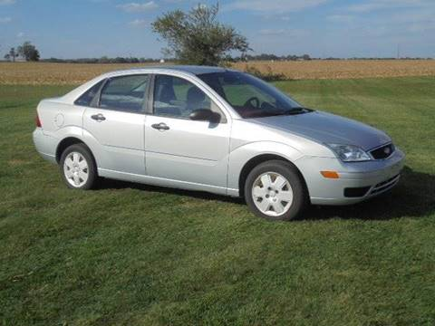 2007 Ford Focus for sale in Tremont, IL
