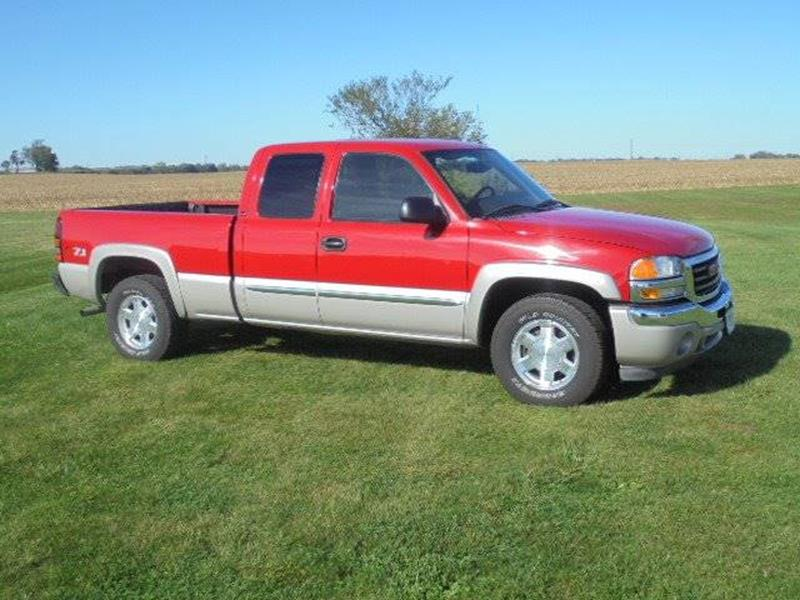 2005 GMC Sierra 1500 4dr Extended Cab SLE 4WD SB - Tremont IL