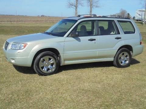 2007 Subaru Forester for sale in Tremont, IL