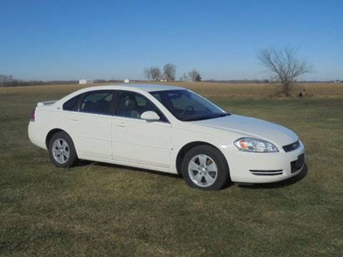 2008 Chevrolet Impala for sale in Tremont, IL