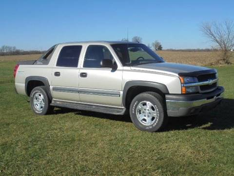 2004 Chevrolet Avalanche for sale in Tremont, IL
