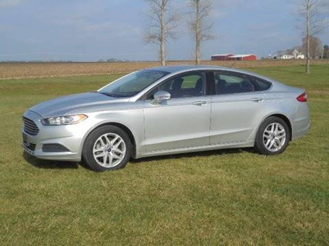 2013 Ford Fusion for sale in Tremont, IL