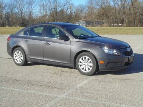 2011 Chevrolet Cruze for sale in Tremont, IL