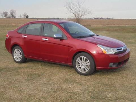 2010 Ford Focus for sale in Tremont, IL