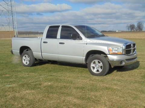 2006 Dodge Ram Pickup 1500 for sale in Tremont, IL