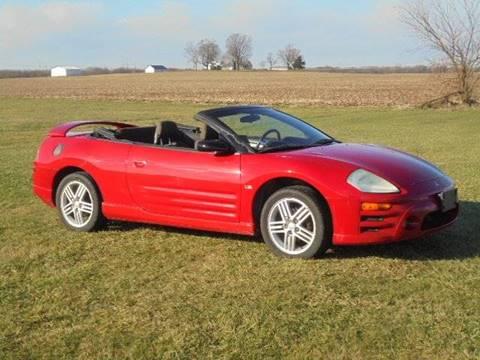 2003 Mitsubishi Eclipse Spyder for sale in Tremont, IL