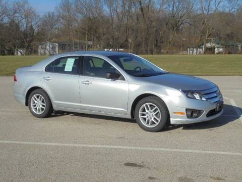 2011 Ford Fusion for sale in Tremont, IL