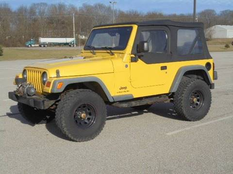 2006 Jeep Wrangler for sale in Tremont, IL