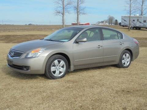 2008 Nissan Altima for sale in Tremont, IL