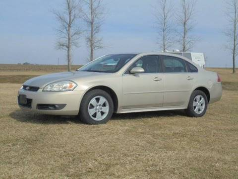 2010 Chevrolet Impala for sale in Tremont, IL