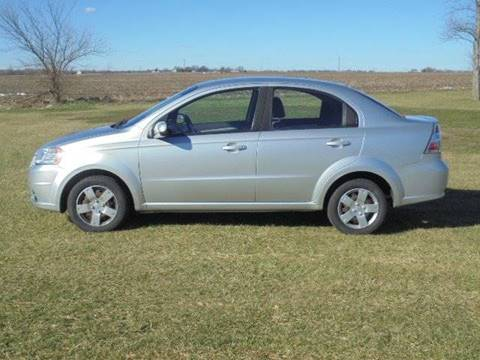 2011 Chevrolet Aveo for sale in Tremont, IL