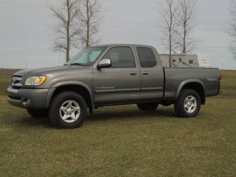 2004 Toyota Tundra for sale in Tremont, IL