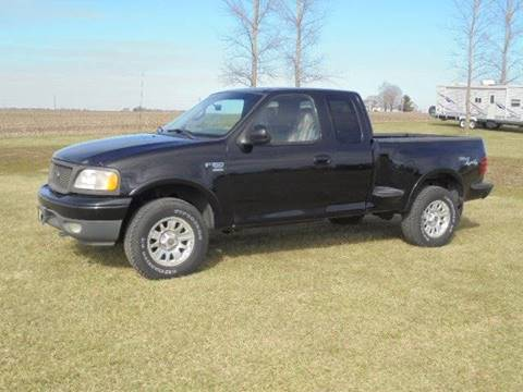 2001 Ford F-150 for sale in Tremont, IL
