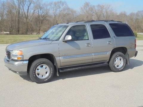 2003 GMC Yukon for sale in Tremont, IL