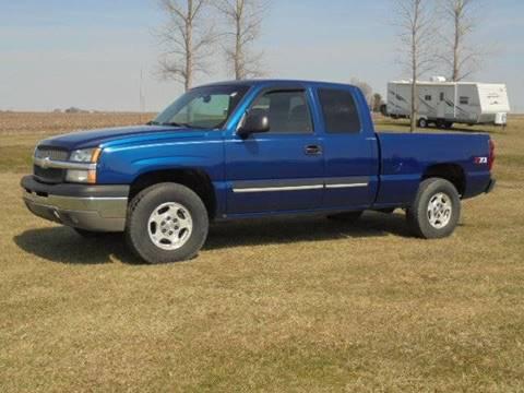 2003 Chevrolet Silverado 1500 for sale in Tremont, IL