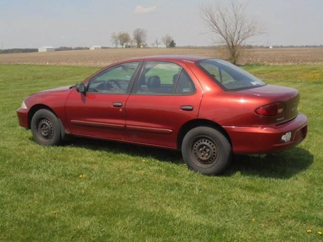 2001 Chevrolet Cavalier 4dr Sedan - Tremont IL