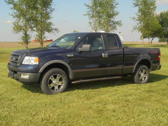 2005 Ford F-150 4dr SuperCab FX4 4WD Styleside 6.5 ft. SB - Tremont IL