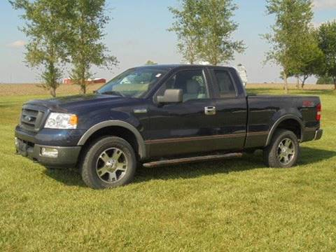 2005 Ford F-150 for sale in Tremont, IL