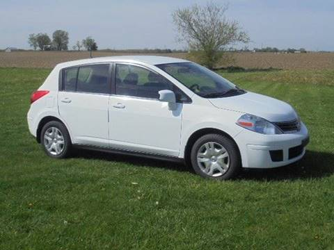 2010 Nissan Versa for sale in Tremont, IL